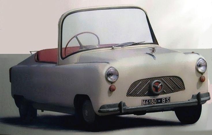 La Paperina 150cc 1948
