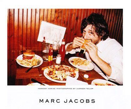 Harmony Korine / Juergen Teller for Marc Jacobs