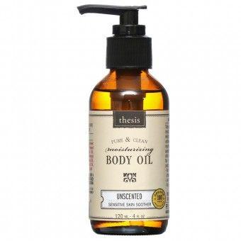Ulei de corp pentru piele sensibila 120 ml