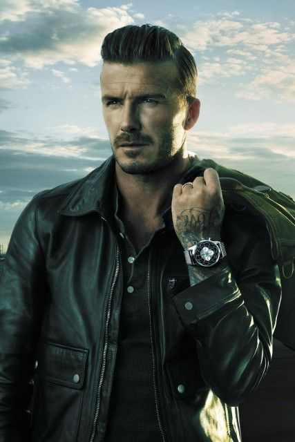 David Beckham for Breitling Watches - Hi David ..... Cool