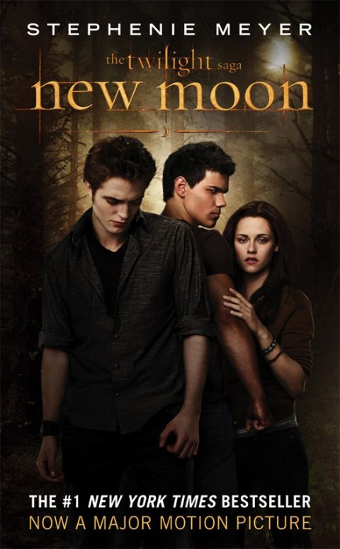 """New Moon"" - Twilight"