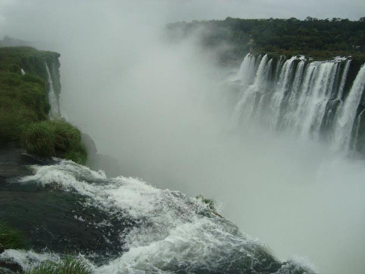 Iguazú, Región Litoral. Más info en www.facebook.com/viajaportupais