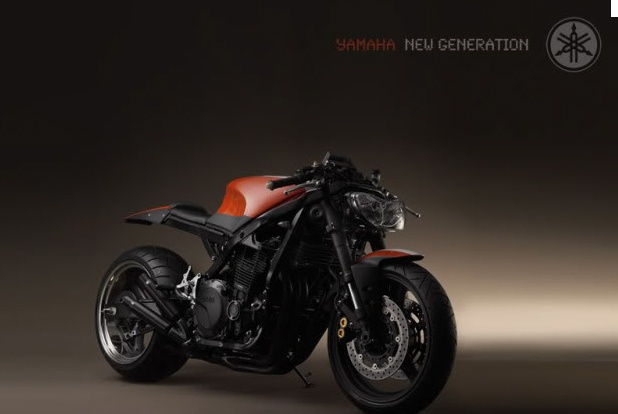 yamaha fj1100 streetfighter | Biker | Pinterest | Street ...