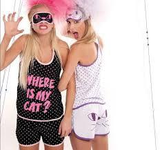 Resultado de imagen para pijamas para jovenes