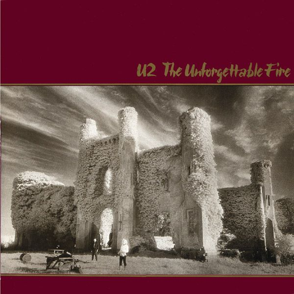 My very favorite U2. Pretty sure I love it more than probably even they do! :) The Unforgettable fire
