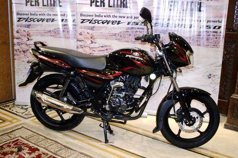 New Bajaj Auto Discover150cc