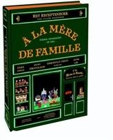 A la mere de famille.Wat is er leuker en lekkerder dan zelf snoep, chocolade, ijs, jams en siroop maken? In dit prachtige boek worden de geheimen van Parijs' oudste patisserie, chocolaterie, confiserie en glacerie (sinds 1761 gevestigd in Montmartre) onthuld.    http://www.bruna.nl/boeken/a-la-mere-de-famille-9789461430878