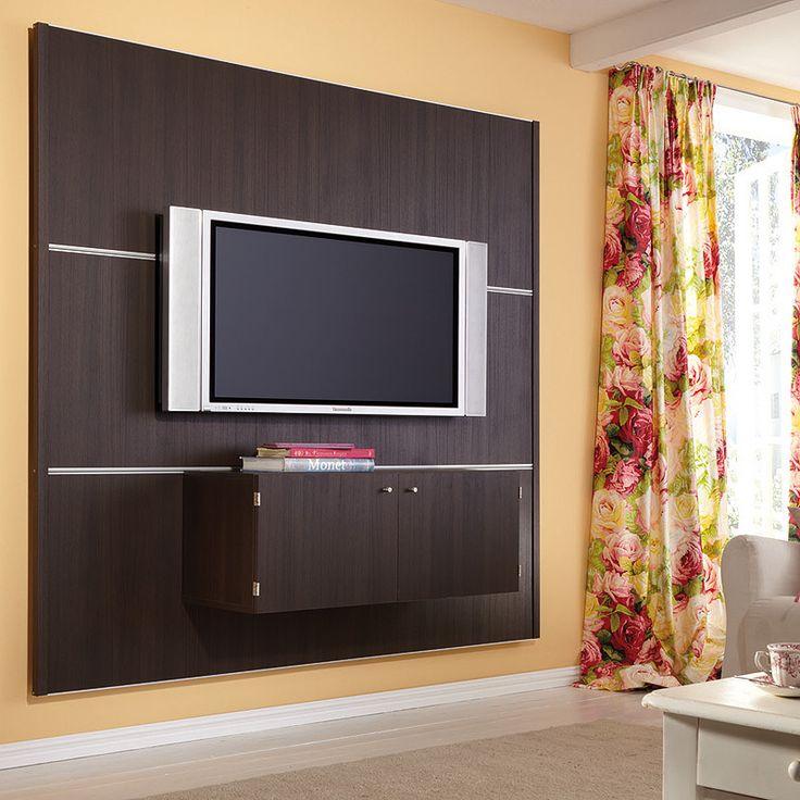 die besten 25 tv wand cinewall ideen auf pinterest tv wand schwarz tv wand kabel und led. Black Bedroom Furniture Sets. Home Design Ideas
