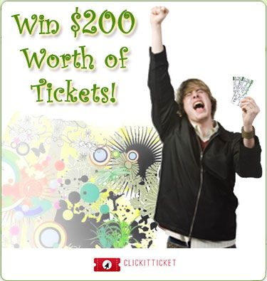 Win Free Concert Tickets