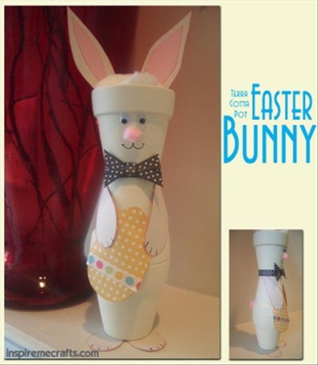 22 Do It Yourself Easter Craft Ideas - ArchitectureArtDesigns.com