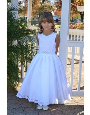 Jade design communion and confirmation dresses images