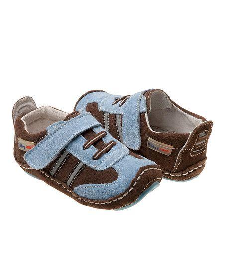 Rileyroos Aspen Sportie Suede Sneaker | zulily