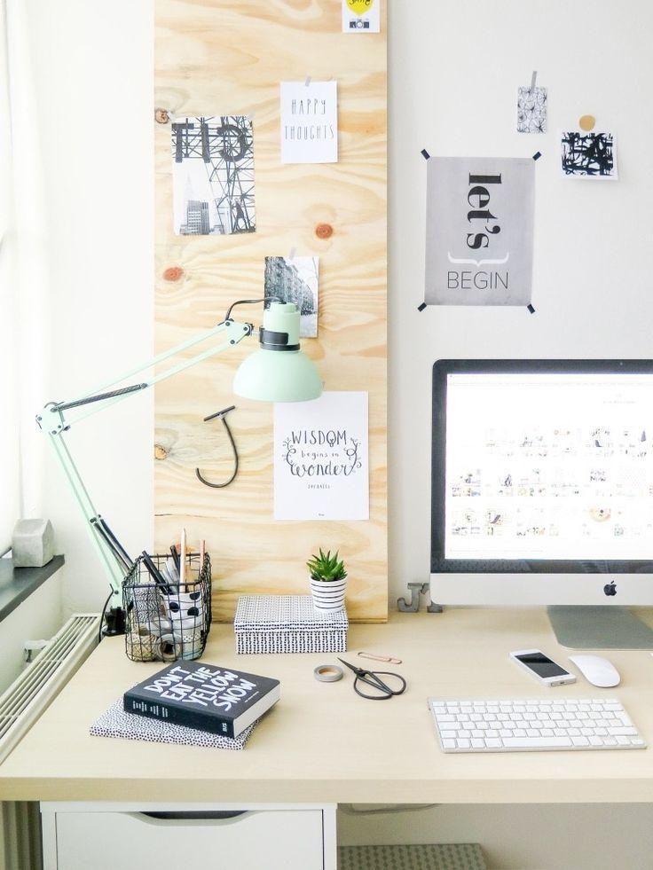 Underlayment in het interieur   Blog van @joserusschen   Stek Magazine   Doehetzelf   Wood   Moodboard   Office