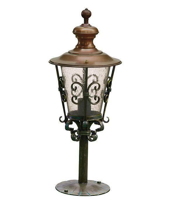 Buy Hornbaek Outdoor Pedestal Lantern By Elstead Lighting: 1000+ Images About Pedestal Lanterns On Pinterest