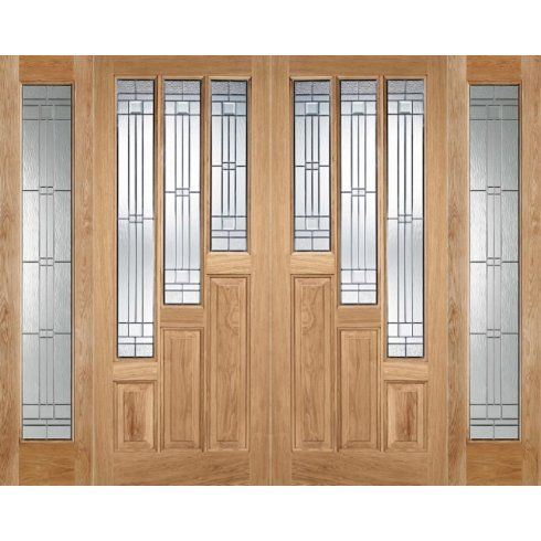 40 best external french doors external folding sliding for Oak french doors external