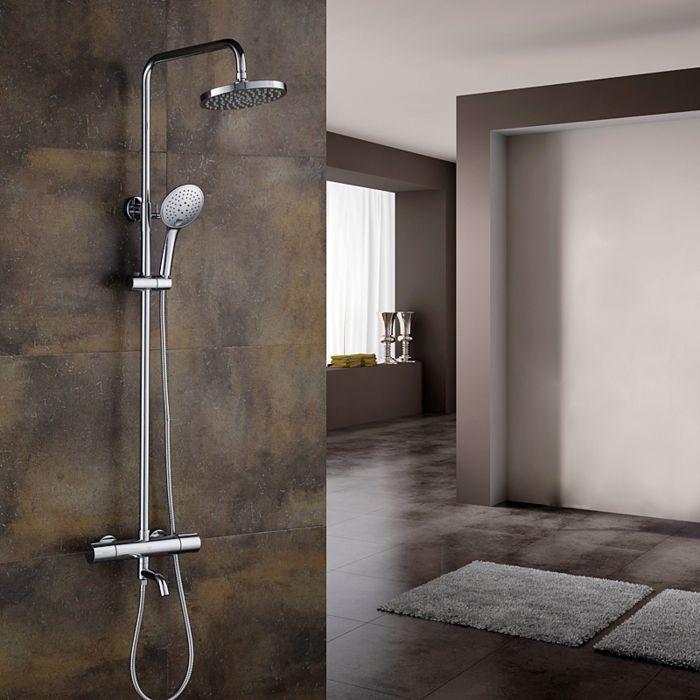 Egal Ob Klein Oder Groß, Das Badezimmer Ist Einer Der Wichtigsten Orte In  Der Modernen Wohnung. Dort Starten Wir Gewöhnlich Unseren Tag Und Relaxen  Gern