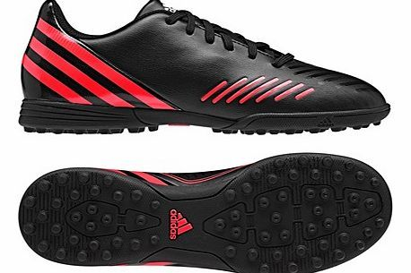 Adidas Predito LZ TRX Astroturf Trainers - adidas Predito LZ TRX Astroturf Trainers - Black/Pop/Running White - Kids http://www.comparestoreprices.co.uk/football-equipment/adidas-predito-lz-trx-astroturf-trainers-.asp