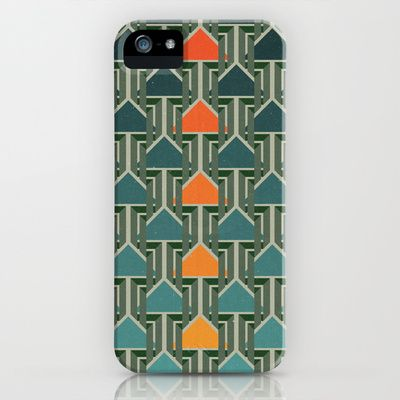Pattern 1 iPhone & iPod Case by Mimi - $35.00