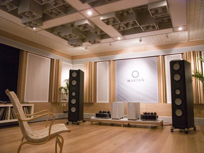 Audiophile Listening Room Music Studios Home Theater