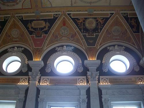 Library of Congress by eggyolk, via Flickr