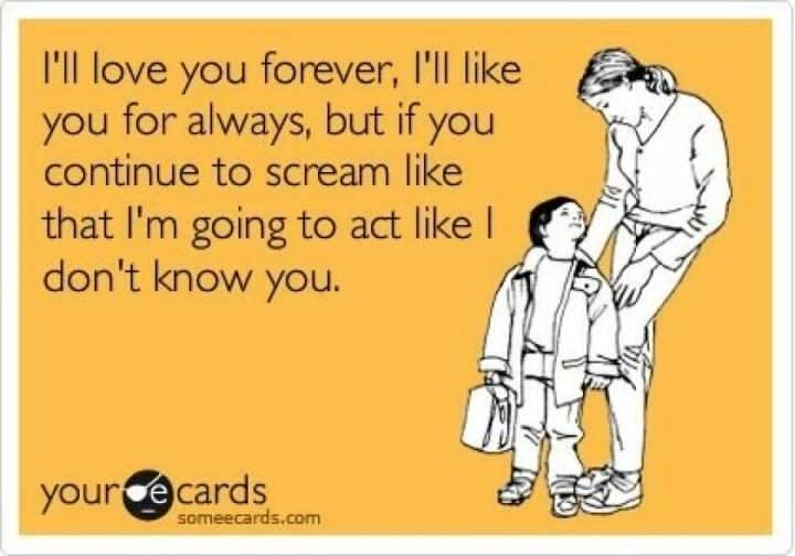 :-): Laughing, Quotes, I Love You, Truths, Funny Stuff, So True, Love You Forever, Kids, Ecards