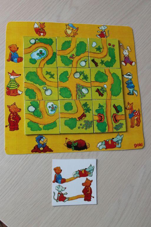 Найди тропинку от Goki. Делюсь игрой. от пользователя «id1796393» на Babyblog.ru