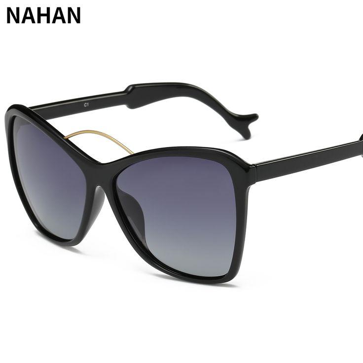 NAHAN TAC Polarized Glasses Fashion Sunglasses Women UV400 Mirror Sun Glasses Women Polarizing Glasses for Women Sunglass #Affiliate