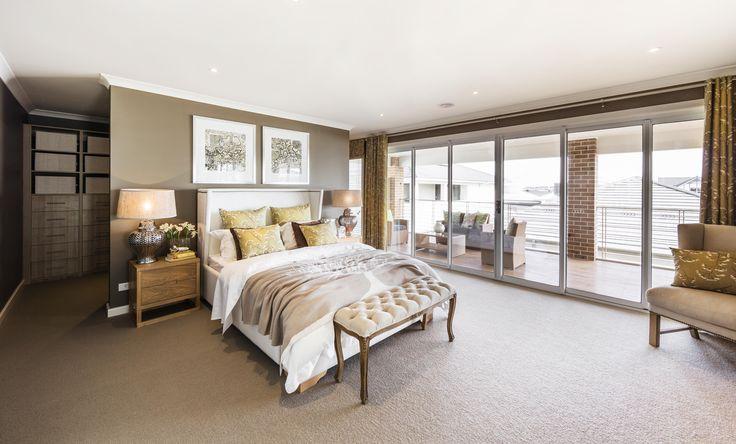 Villa Grande - Simonds Homes #interiordesign #bedroom