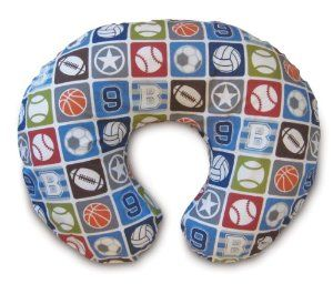 Boppy Pillow with Slipcover, Sports Star  Order at http://www.amazon.com/Boppy-Pillow-Slipcover-Sports-Star/dp/B004P5PF42/ref=zg_bs_166804011_94?tag=bestmacros-20