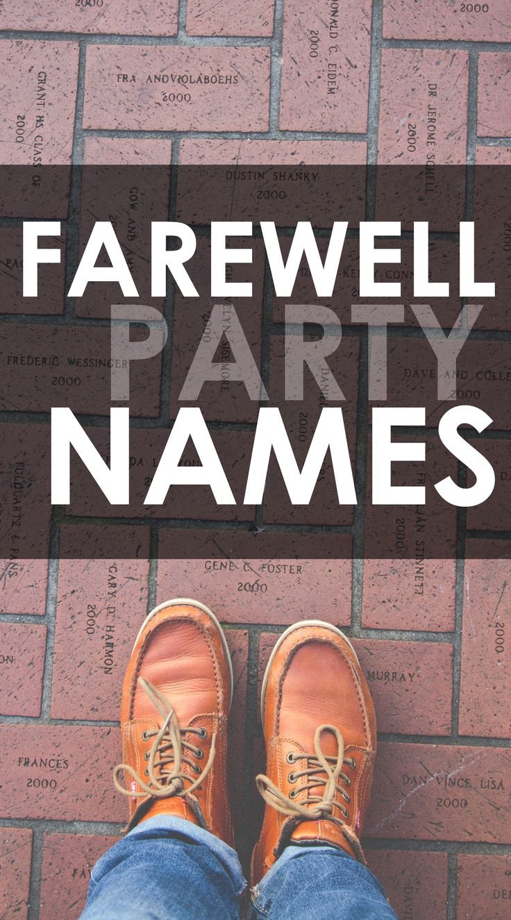 25 unique farewell parties ideas on pinterest  farwell