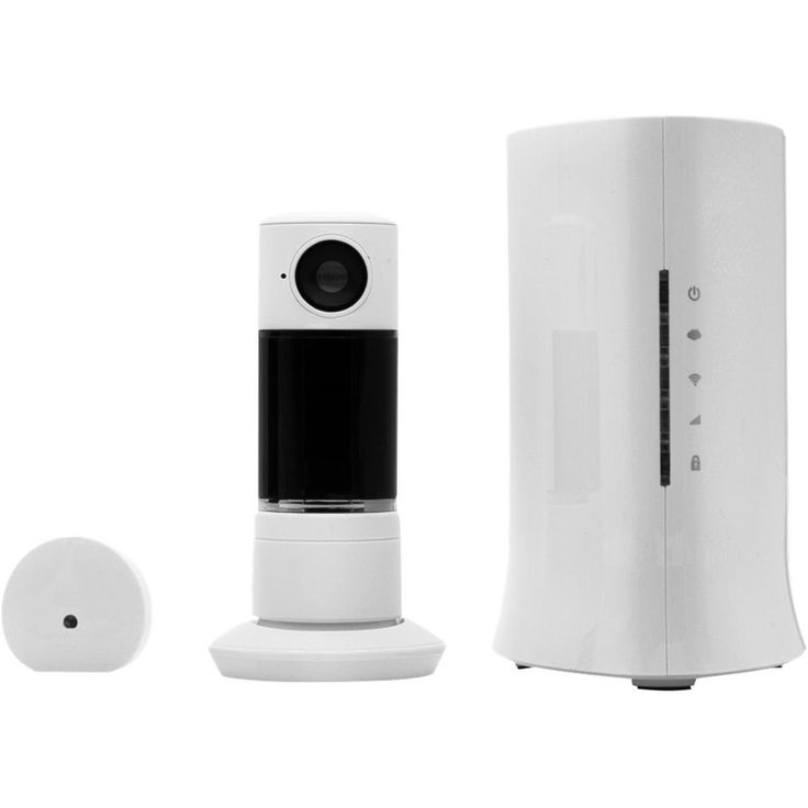Home8 - Medication Tracking Wireless Home Security System - White