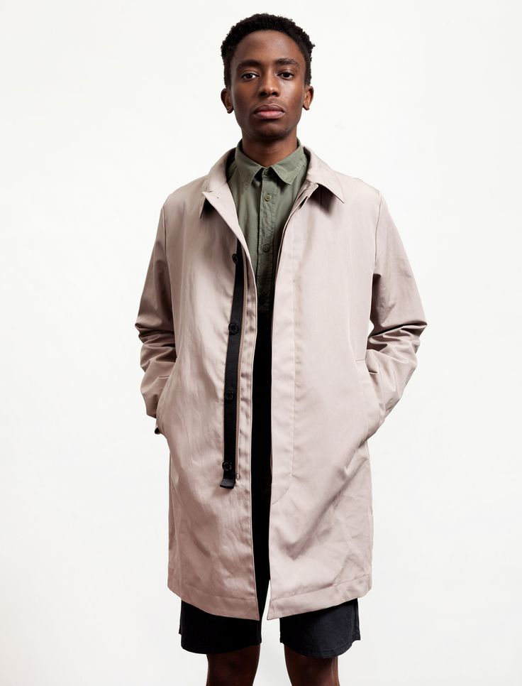 Norse Projects Thor Rain Cotton Fungi
