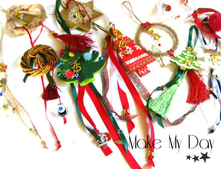 Handmade good luck charms 2015