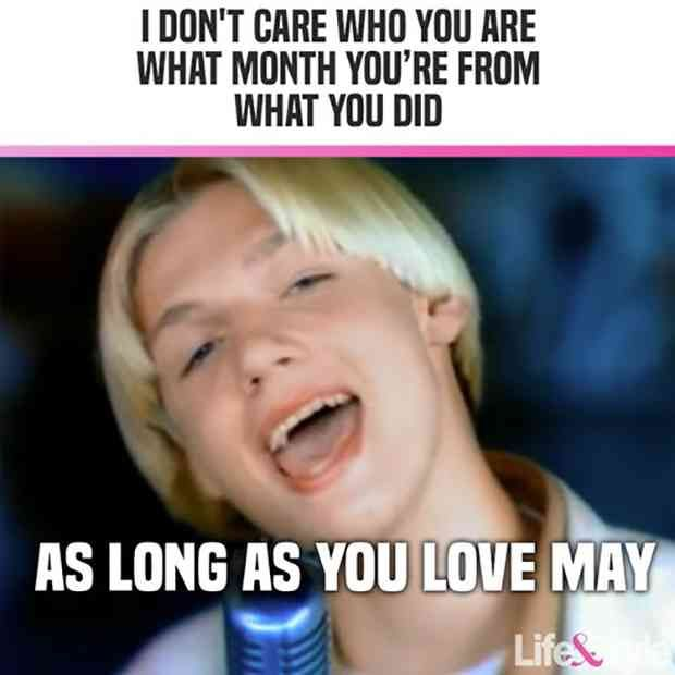 The 16 Best It S Gonna Be May Memes And What The Heck They Mean It S Gonna Be May Nsync Meme Nsync