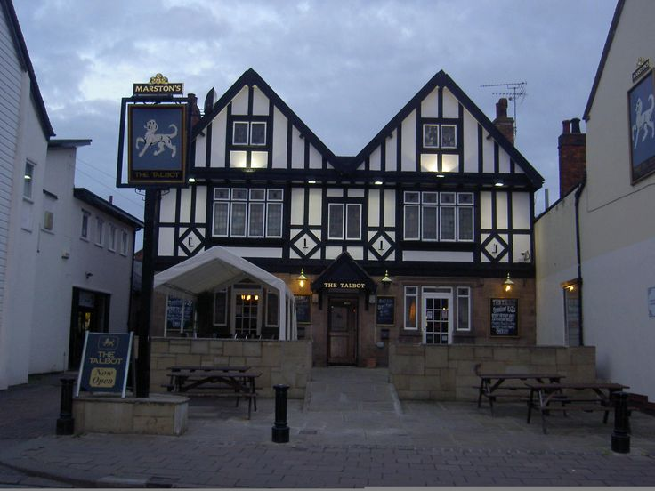   Talbot, Marstons - Nantwich   Pubs for sale in Nantwich Cheshire UK