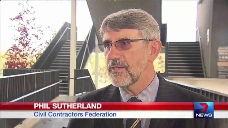 SkyWay на австралийском Телевидении