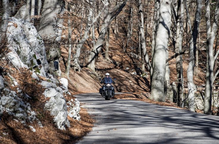 Voyage Moto autour des lacs italiens