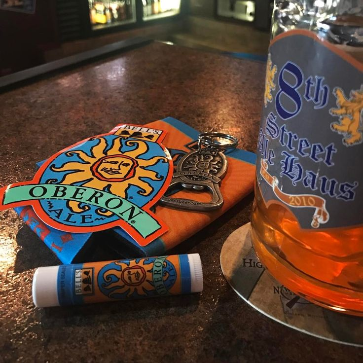 "17 Likes, 1 Comments - Nerissa Ver Velde (@ners55) on Instagram: ""#Oberon Day...always love some good #beerswag. #beer #beerlover #craftbeer @bellsbrewery"""