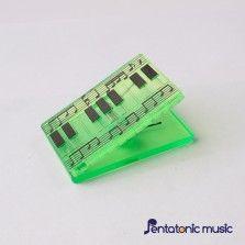 Keyboard Clip - Green