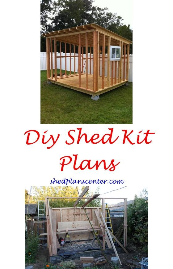 Wood Storage Shed Roof