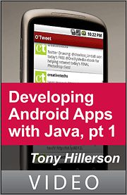 Developing Android Applications with Java, Part 1