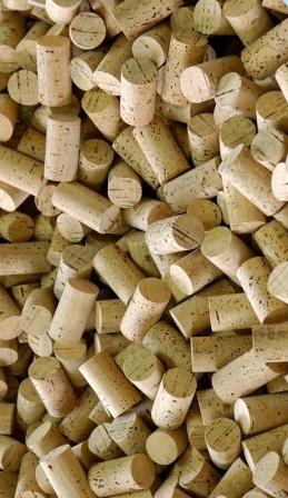 Cómo se hace… el corcho de las botellas de vino