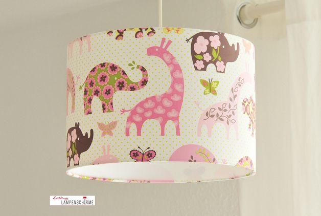 Lampenschirm Kinderlampe