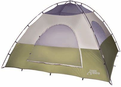 Cool! :)) Pin This & Follow Us! zCamping.com is your Camping Product Gallery ;) CLICK IMAGE TWICE for Pricing and Info :) SEE A LARGER SELECTION of 7 ++ persons camping tents at http://zcamping.com/category/camping-categories/camping-tents/7-plus-person-tents/ - #hunting #campingtents #camping #campinggear -  TREK TENTS 12×12 Family Dome Tent . Sleeps 8 to 9 people « zCamping.com