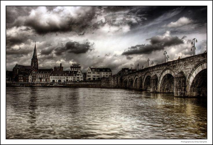 Maastricht in herfst