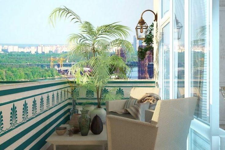 A görög szigetek hangulata és mediterrán stílusa egy 70m2-es, háromszobás lakásban