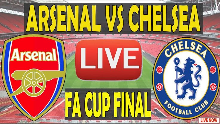 Arsenal Vs Chelsea FA Cup Final Live Football Match 27 May 2017