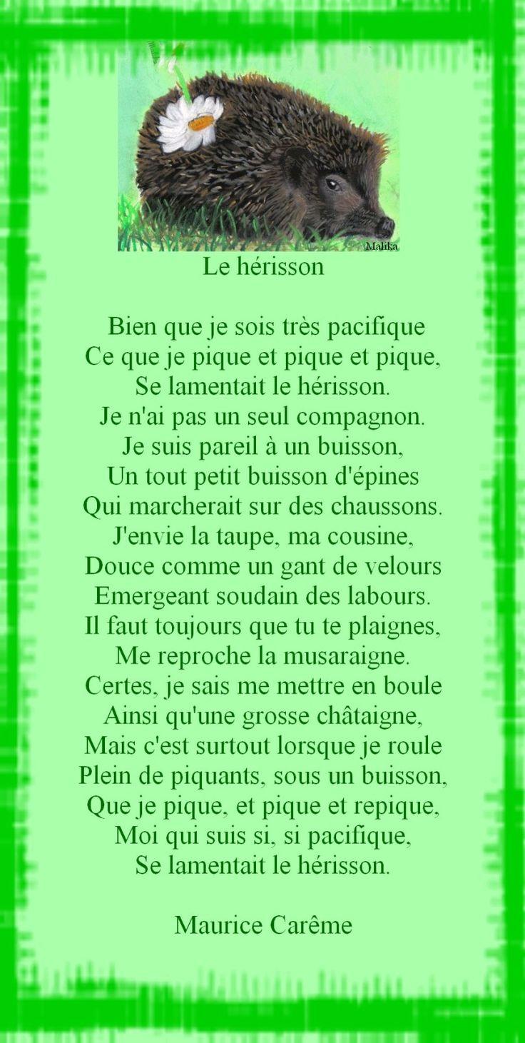 Bonjour à tous. Je vous offre aujourd'hui cette poésie de Maurice Carême illustrée par un de mes pastels que j'aime beaucoup.