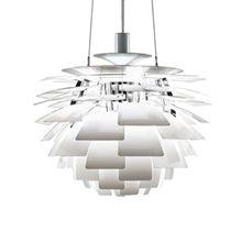 PH Artichoke Pendant light Ø480 200W, white