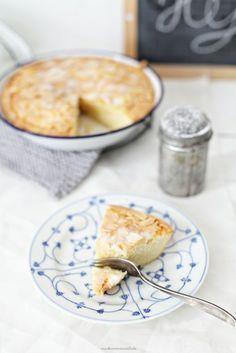 Saftigster Mandelkuchen, mal schwedisch und zweifelsohne der einfachste Kuchen überhaupt   Zucker, Zimt und Liebe